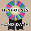 Heyhouses By-election Candidates