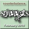 Snippets: February 2019
